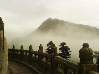 Hiking Hong Kong, Solo Female Traveller Hong Kong, Big Buddha Lantau,
